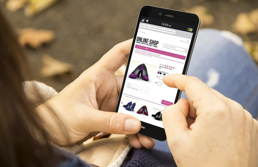 Mobile App for The Fashion Industry
