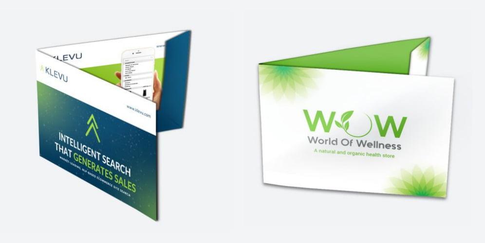 Marketing Your Presentation Folders