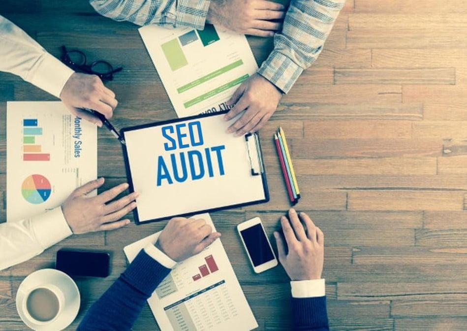 SEO audits for B2B sites