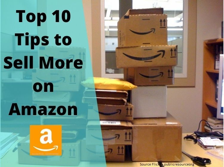 Tips to sell more on Amazon