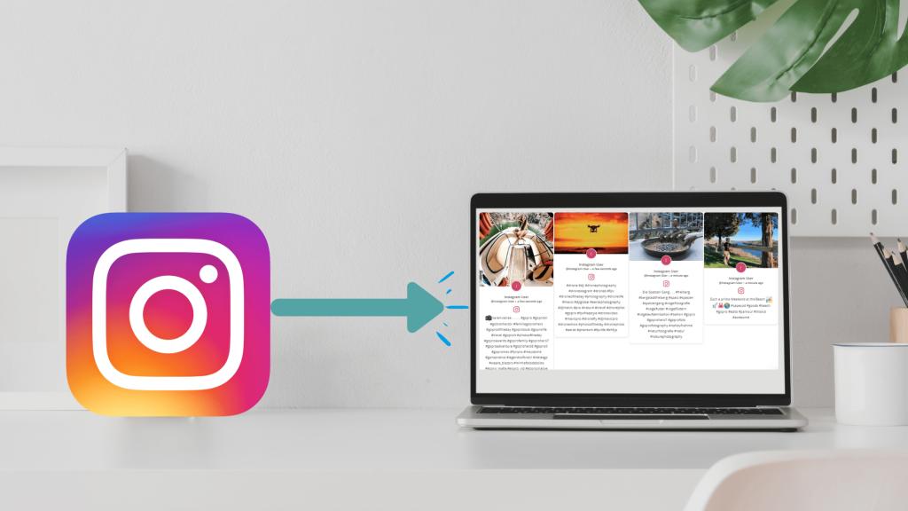 Embed Instagram Posts on HTML websites