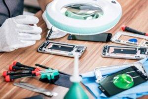 Samsung repairs centre