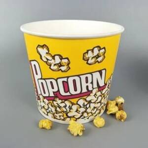 popcorn cup boxes