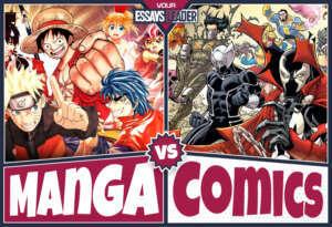 Manga vs Comics 300x205 - What Happened to Mangastream? MangaStream Best Alternatives