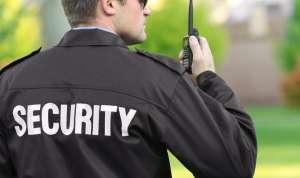 California security guard